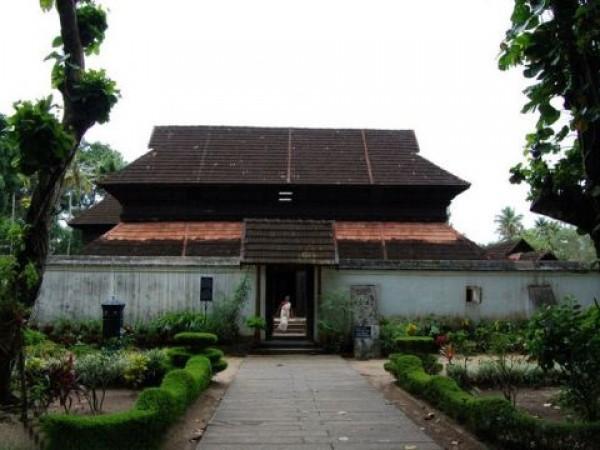 Alleppey photos, Krishnapuram Palace - Amidst Gardens