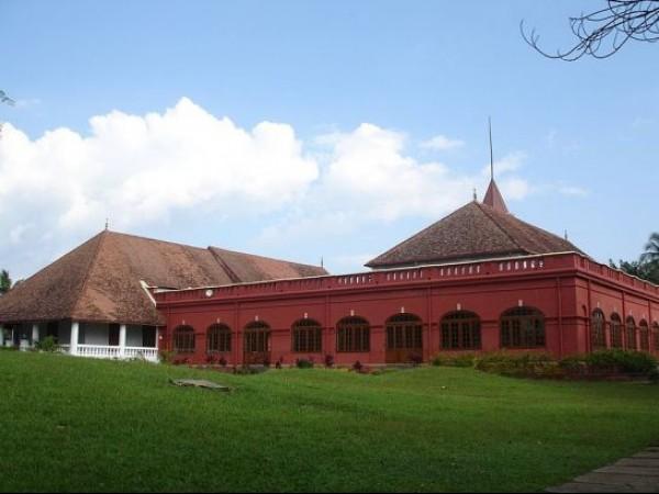 Thiruvananthapuram photos, The Kanakakkunnu Palace