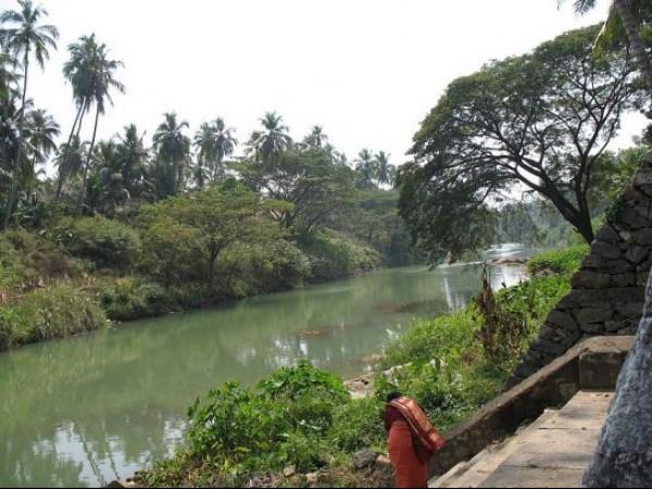 Thiruvananthapuram photos, Karamana River