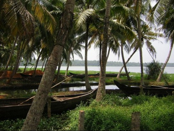Thiruvananthapuram photos, Akkulam Lake