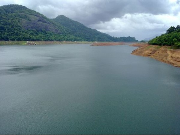Thenmala photos, Serene Reservoir