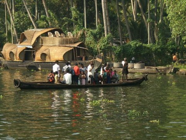 Alleppey photos, Water Transport