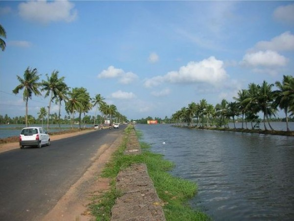 Alleppey photos, State Highway 11