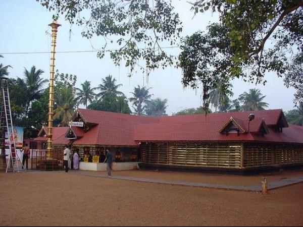 Kottarakkara photos, Kottarakkara Sree Mahaganapathi Temple - A View