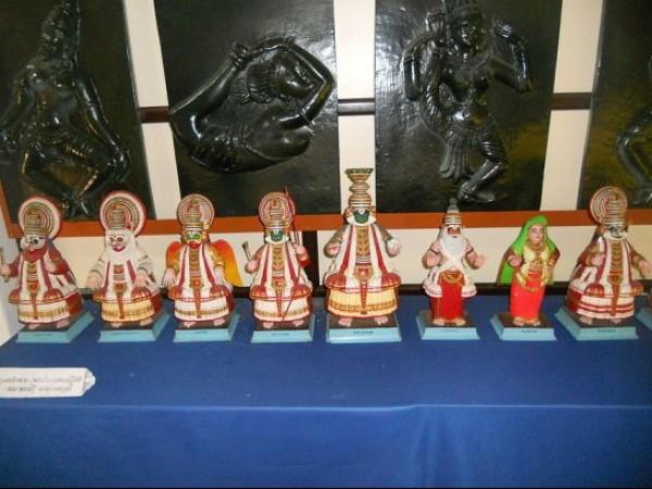 Kottarakkara photos, Kathakali Characters