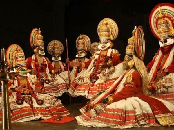 Kottarakkara photos, Kathakali