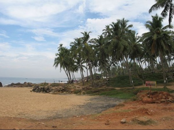 Kovalam photos, Samudra Beach - Coastline