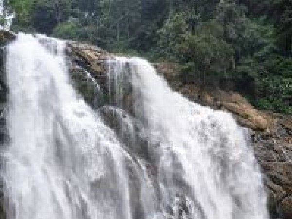 Kalpetta photos, Meenmutty Falls - Falls