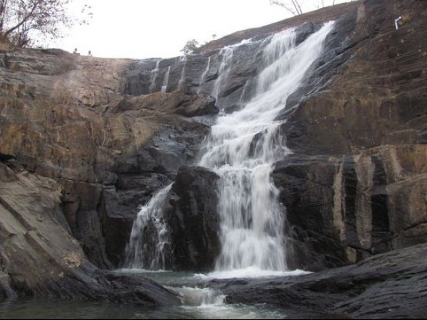 Kalpetta photos, Kanthapara Waterfalls - Waterfalls