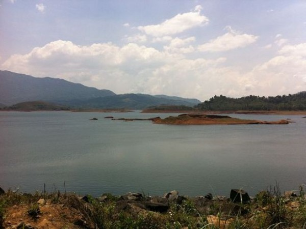 Wayanad photos, Banasura Sagar Dam - A Beautiful view