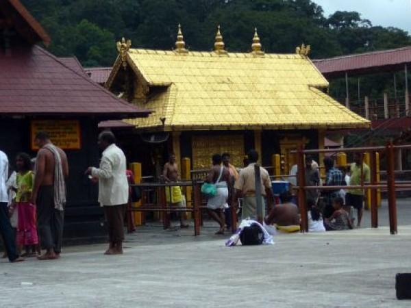 Sabarimala photos, Ayyappa Temple - Sreekovil