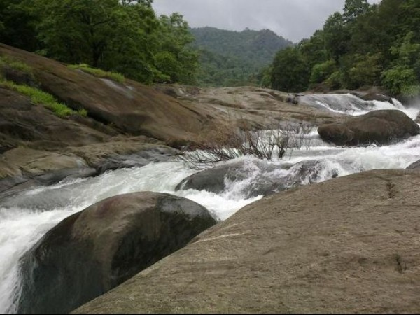 Nilambur photos, Adyanpara Falls- A Mystical Look Of The Falls