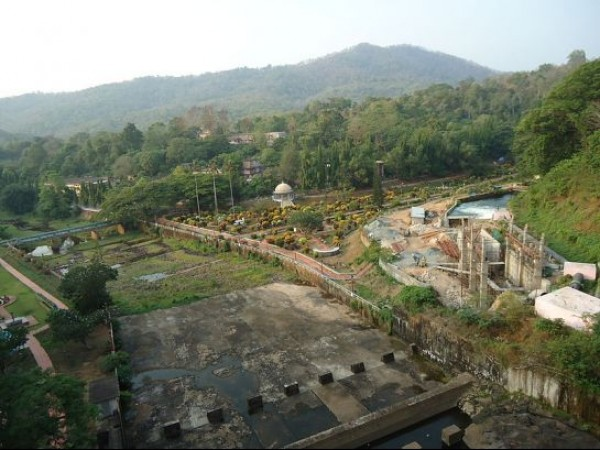 Thrissur photos, Peechi Dam - Top View