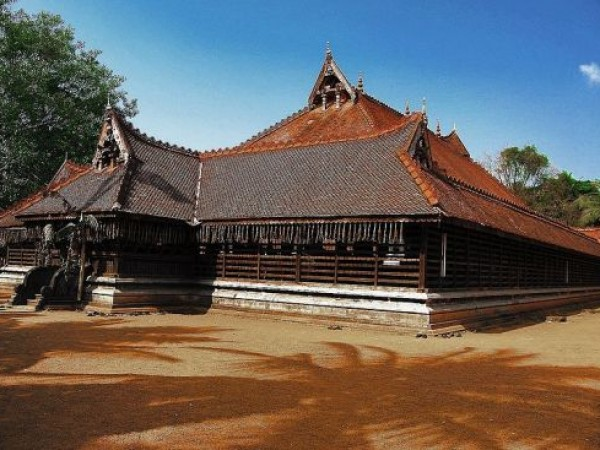 Thrissur photos, Kerala Kalamandalam - External View