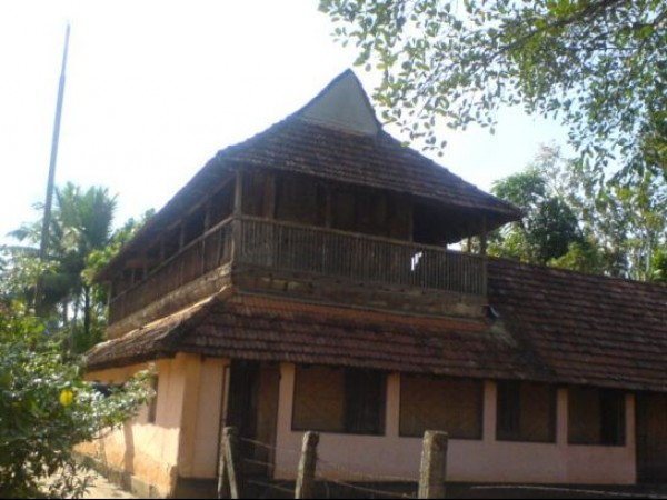 Adoor photos, Pandalam Palace- The Simple and Sober Palace