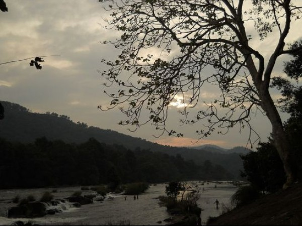 Athirappilly photos, A splendid view