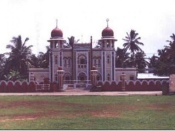 Thalassery photos, Juma Masjid - Masjid
