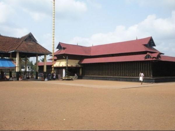 Guruvayur photos, Parthasarathy Temple