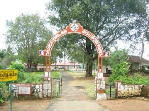 Kozhikode photos, Tali Temple - Entranceway