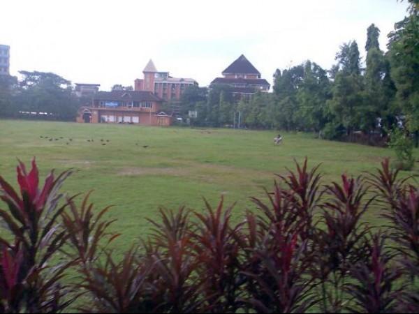 Kozhikode photos, Manachira Square - Alluring Garden