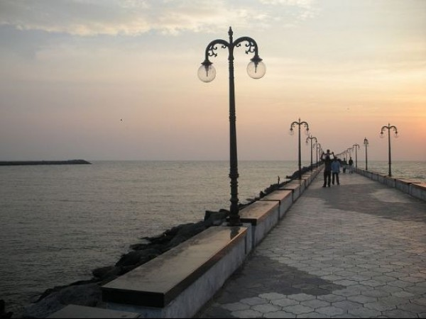 Kozhikode photos, Beypore - Twilight