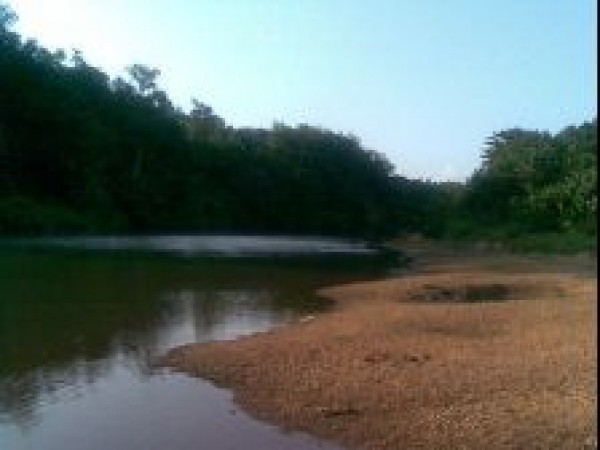 Kozhikode photos, Kadalundi - A View of the River