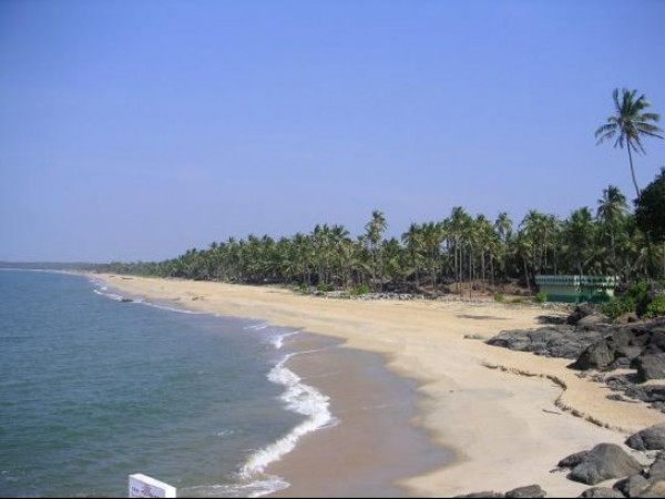 Bekal photos, Bekal Beach - Beach bordered with lush coconut