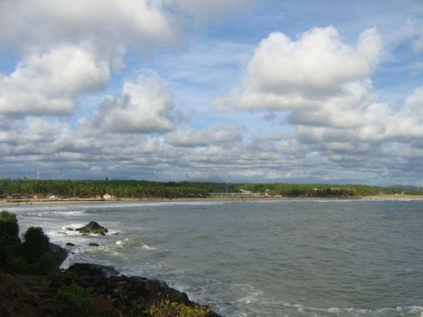 Bekal photos, Bekal Beach - Cloudy Bundles