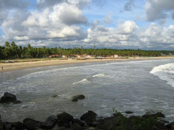 Bekal photos, Bekal Beach - A Captivating image