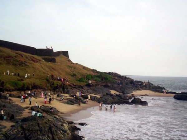 Bekal photos, Bekal Fort - An evening view