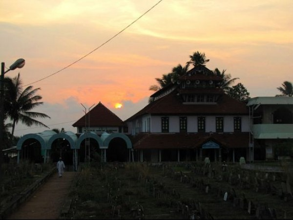 Bekal photos, Malik Deenar Mosque - Sunset