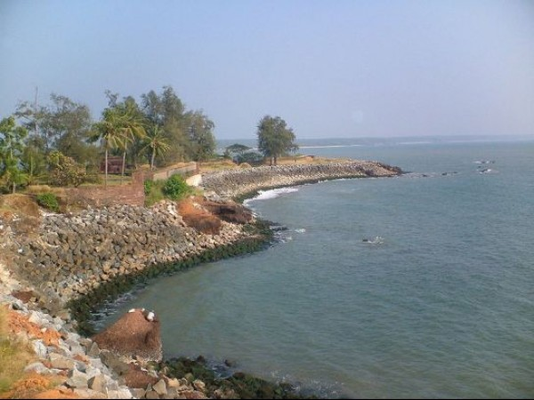 Kannur photos, Fort St. Angelo - A scenic View