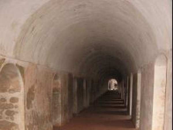 Kannur photos, Fort St. Angelo - Stables