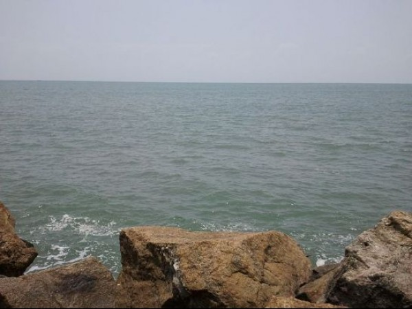 Kochi photos, Fort Kochi - Sea Wall