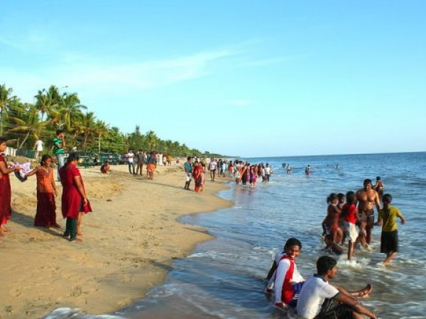 Kochi photos, Cherai Beach - Play and relax