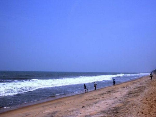 Kochi photos, Cherai Beach - Blue & Beautiful