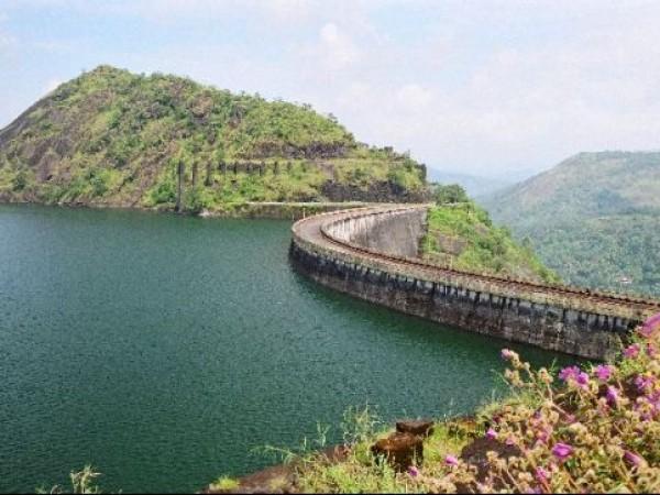 Idukki photos, Idukki Arch Dam - The Scenic Arch Dam