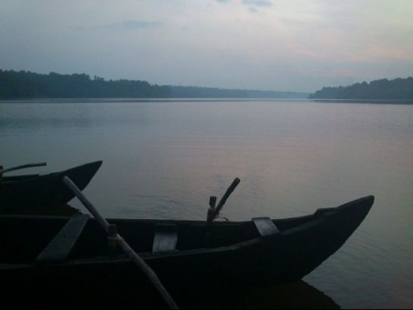 Kollam photos, Sasthamcotta Lake - Boats