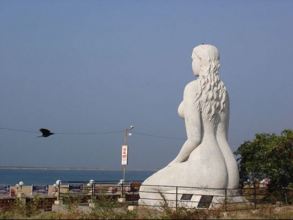 Kollam photos, Kollam Beach - Mermaid