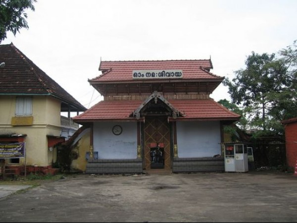 Kochi photos, Ernakulathappan Temple - The Gate to the West