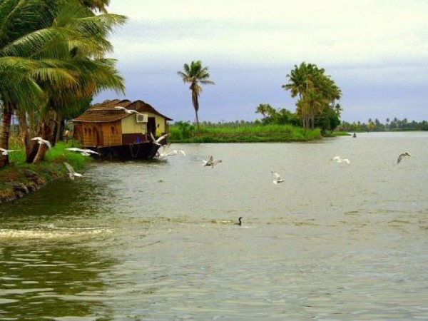 Alleppey photos, Kerala Backwater