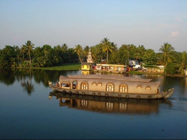 Alleppey photos, Kuttanad - A Scenic View