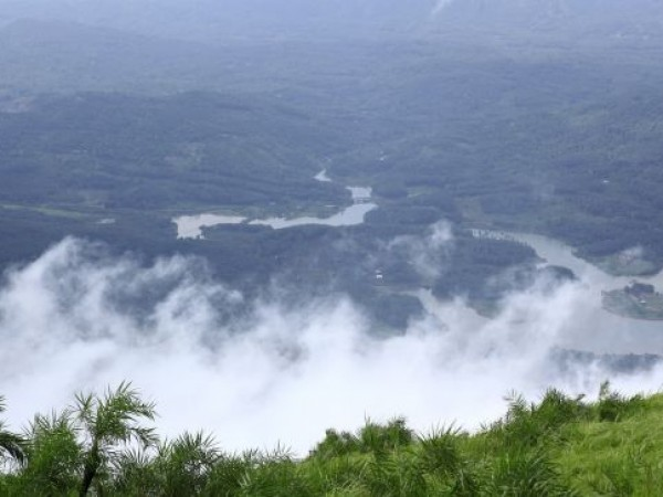 Kottayam photos, Elaveezhapoonchira - A Beautiful View