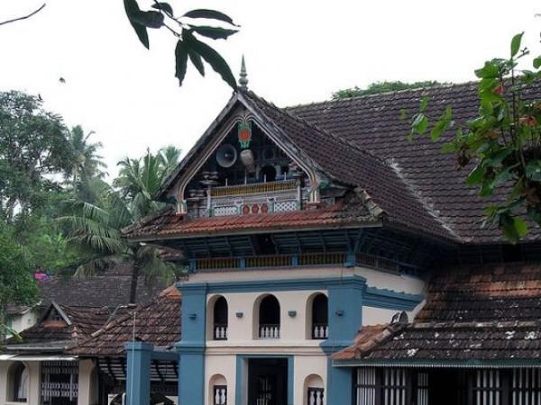 Kottayam photos, Thazhathangady Juma Masjid