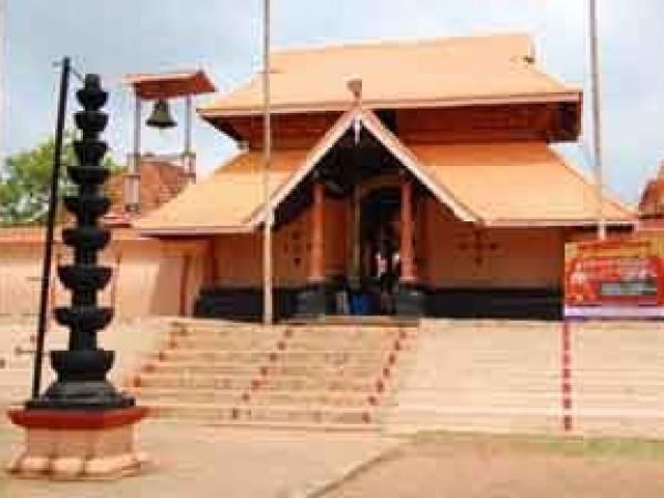 Kottayam photos, Thirunakkara Mahadeva Temple - Front View