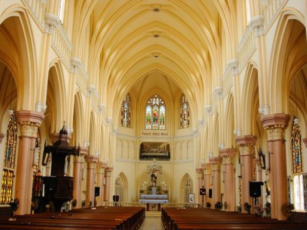 Aluva photos, Seminary Church - Interiors