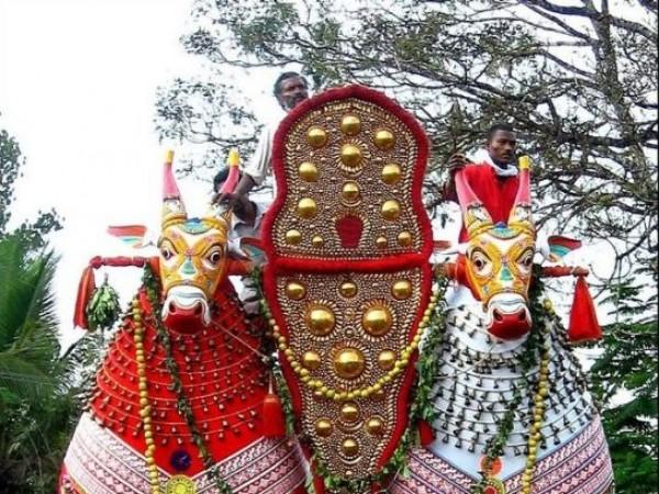 Adoor photos, Pandalam Mahadeva Temple - Festival
