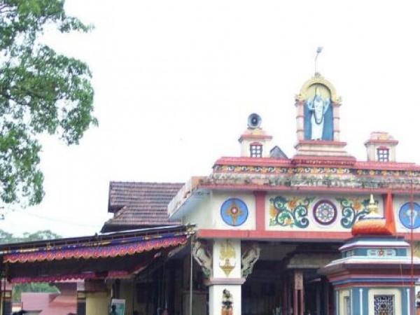 Thiruvalla photos, Sri Vallabha Temple - Temple Top