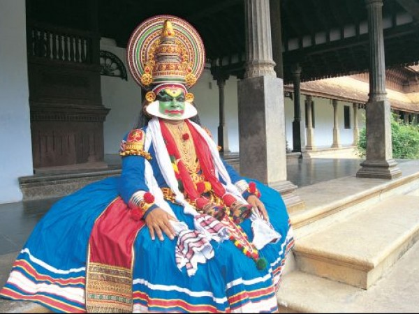 Thiruvalla photos, Sri Vallabha Temple - Kathakkali