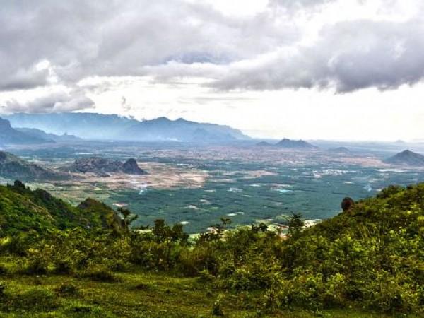 Idukki photos, Ramakkalmedu - A Panoramic View